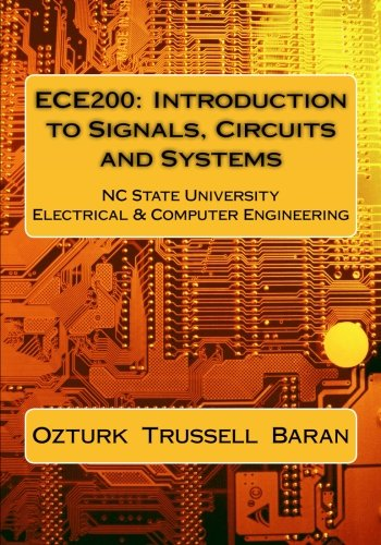 9781492148708: ECE200: Introduction to Signals, Circuits and Systems