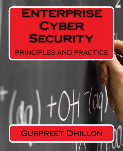 9781492148791: Enterprise Cyber Security: principles and practice