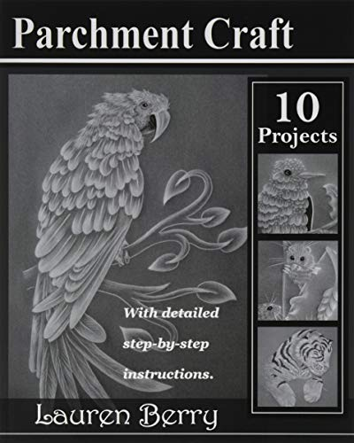 9781492152958: Parchment Craft: Embossing Art (Volume 1)
