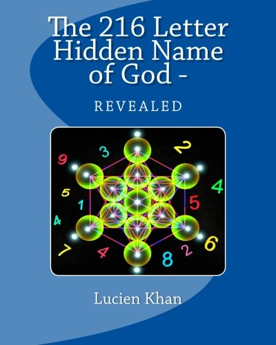 9781492162032: The 216 Letter Hidden Name of God - Revealed