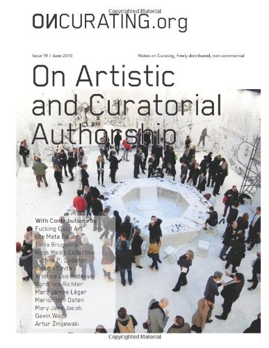 9781492170808: OnCurating Issue 19: On Artistic and Curatorial Authorship