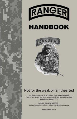 9781492172055: Ranger Handbook: Not For The Weak or Fainthearted