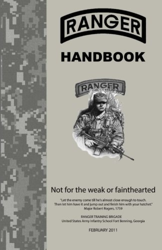 9781492172055: Ranger Handbook: Not For The Weak or Fainthearted