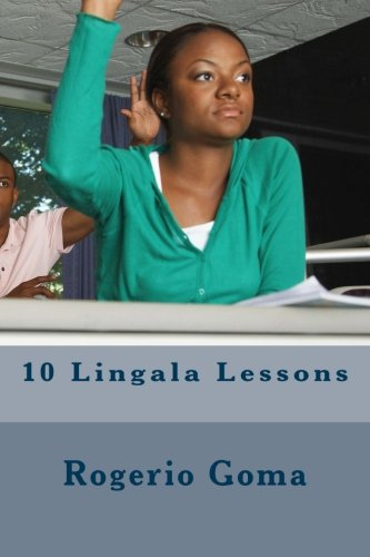 9781492175834: 10 Lingala Lessons: A basic course