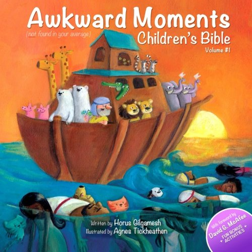 9781492177449: Awkward Moments Children's Bible, Vol. 1
