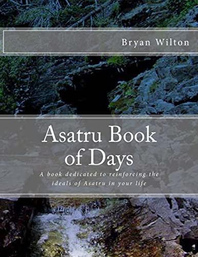 9781492180067: Asatru Book of Days