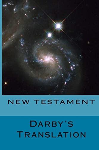 9781492180470: New Testament Darby's Translation
