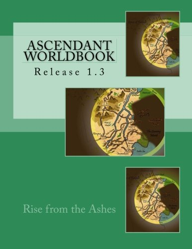 Ascendant Worldbook V.1.3: Rise from the Ashes: Jessica Basset