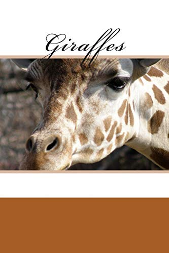 9781492183990: Giraffes (Notebooks, Diaries, Journals)