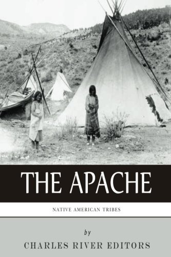 9781492194446: Native American Tribes: The History and Culture of the Apache
