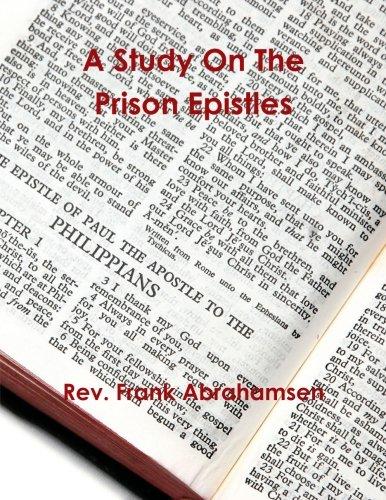 9781492198222: A Study on the Prison Epistles