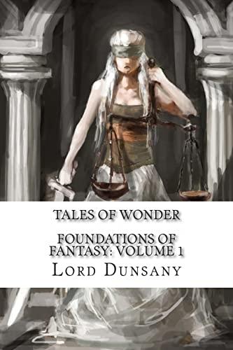 9781492199366: Tales of Wonder (Foundations of Fantasy)