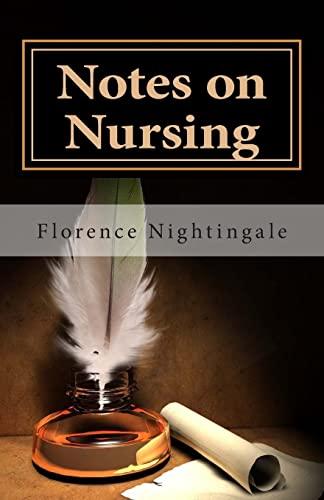 9781492200611: Notes on Nursing