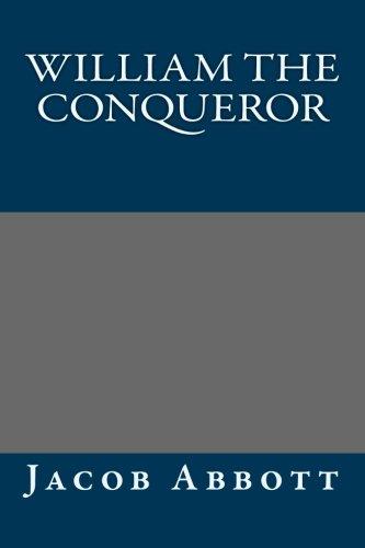 9781492205821: William the Conqueror