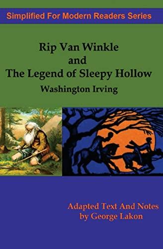 9781492207139: Rip Van Winkle And The Legend of Sleepy Hollow: Simplified for Modern Readers