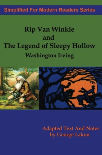 9781492207139: Rip Van Winkle and the Legend of Sleepy Hollow: Simplified for Modern Readers