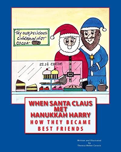 9781492209836: When Santa Claus Met Hanukkah Harry