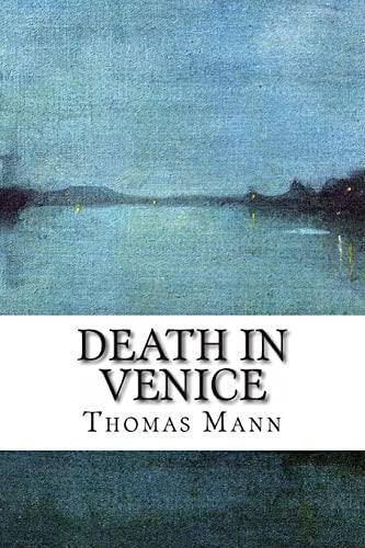 9781492212133: Death in Venice