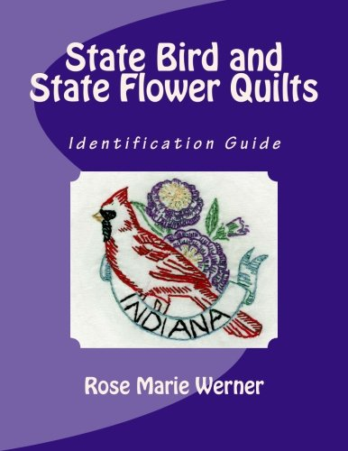9781492213222: State Bird and State Flower Quilts: Identification Guide