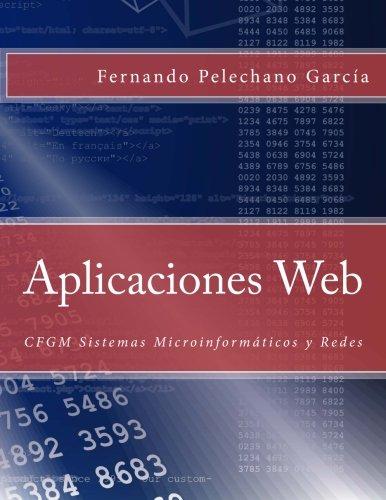 9781492217275: Aplicaciones Web: CFGM Sistemas Microinformaticos y Redes (Spanish Edition)