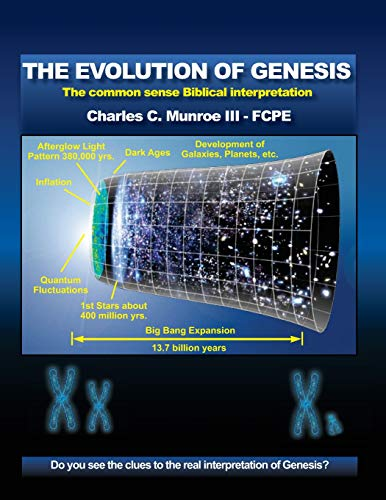 9781492220084: The Evolution of Genesis: The common sense Biblical interpretation