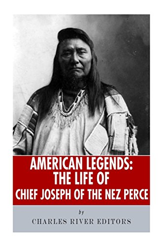 9781492227441: American Legends: The Life of Chief Joseph of the Nez Perce