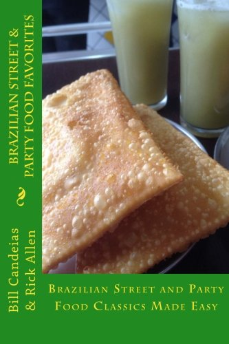 Brazilian Street & Party Food Favorites: Getting: Candeias, Mr Bill