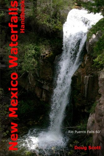 9781492240150: New Mexico Waterfall Handbook