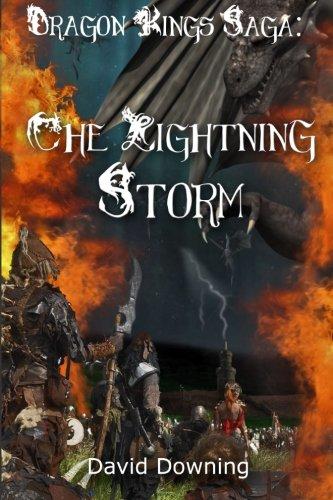 9781492246633: Dragon Kings Saga: The Lightning Storm (Volume 1)