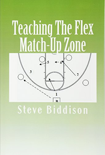 9781492268246: Teaching The Flex Match-Up Zone: An Effective Defense for the High School Coach (Winning Ways Basketball)