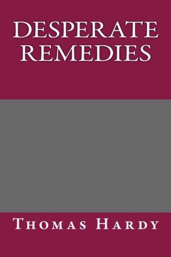 9781492269304: Desperate Remedies