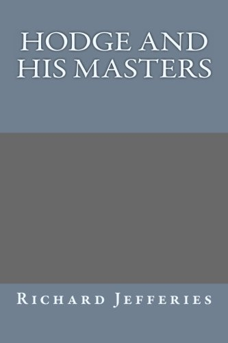 9781492276241: Hodge and His Masters