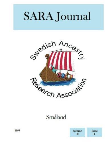 9781492279501: SARA Journal Småland