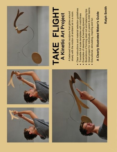 9781492282075: TAKE FLIGHT, A Kinetic Art Project: Clearly Illustrated Guide