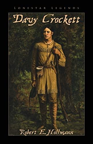 9781492286103: Davy Crockett (Texas Heroes)