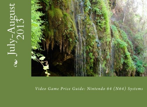 9781492293415: Video Game Price Guide: Nintendo 64 (N64) Systems: July-August 2013