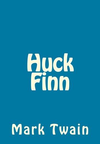 9781492301974: Huck Finn