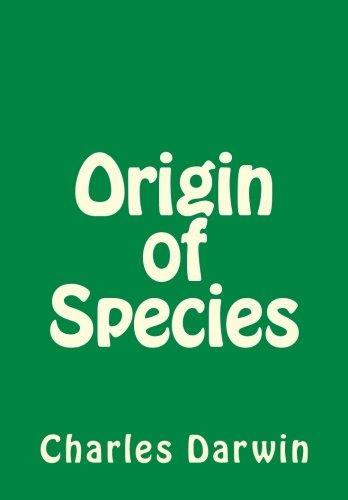 9781492302148: Origin of Species