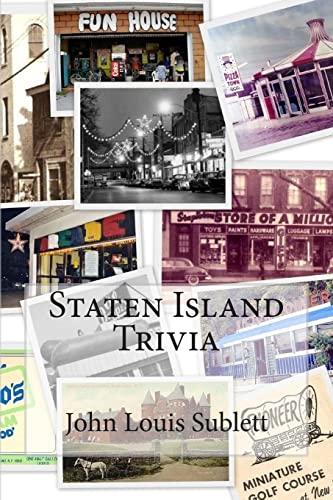 9781492304197: Staten Island Trivia