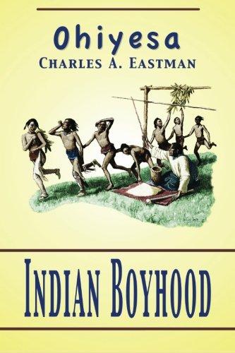 9781492304562: Indian Boyhood (Ethnic Studies Series)