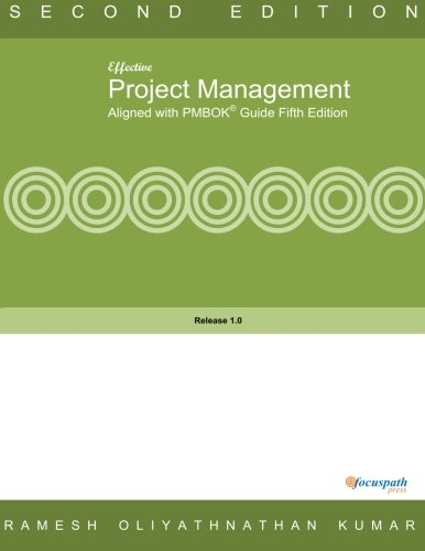 9781492304920: Effective Project Management Aligned with PMBOK Fifth Edition