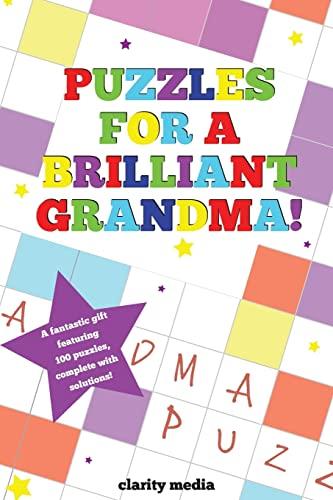 9781492326380: Puzzles For A Brilliant Grandma