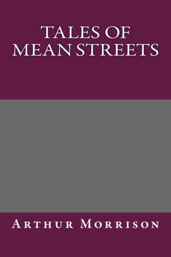 9781492328704: Tales of Mean Streets