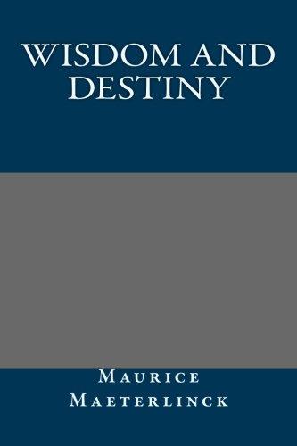 9781492329824: Wisdom and Destiny