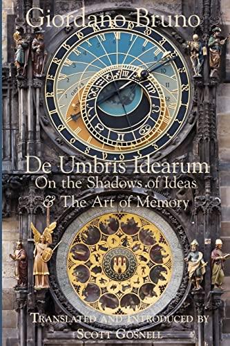9781492329961: De Umbris Idearum: On the Shadows of Ideas