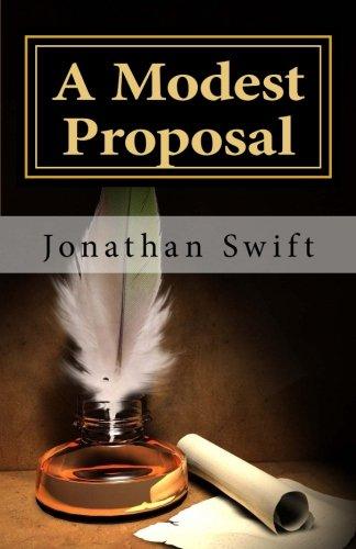 9781492334309 A Modest Proposal Abebooks Swift Jonathan