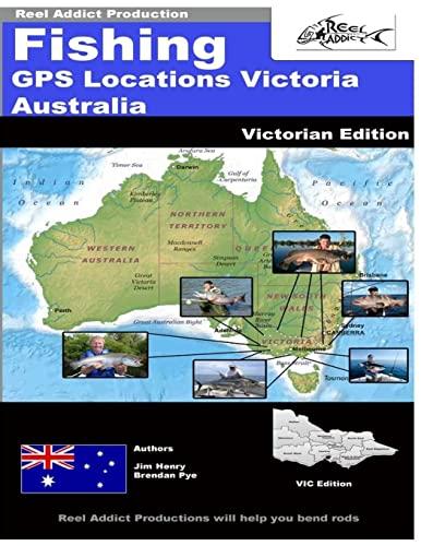 Fishing GPS Locations Victoria Australia: GPS Markers: Pye, Brendan