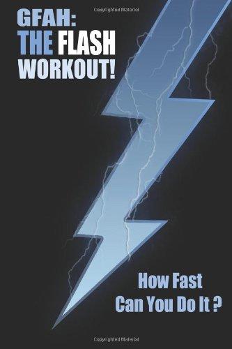 9781492337744: The Flash Workout! (GFAH)