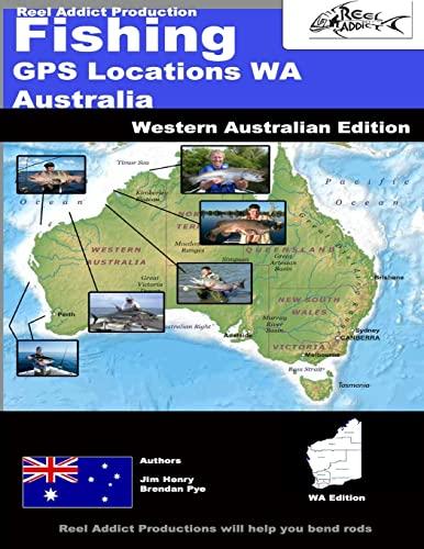 Fishing GPS Locations Wa Australia: Fishing GPS: Pye, Brendan