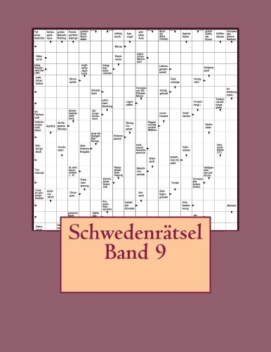 9781492346227: Schwedenrätsel Band 9 (German Edition)